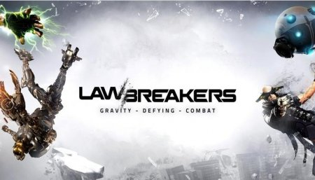 "Игровая тема ""LawBreakers"" для Windows"