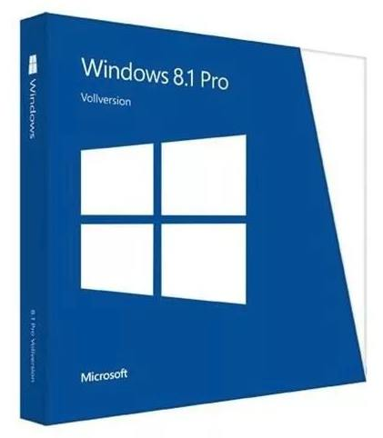 Windows 8.1 Professional Rus (x64 +x32 bit)