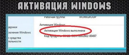 Активатор Windows 7 или активация Windows 7