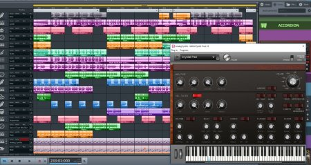 magix music maker русская